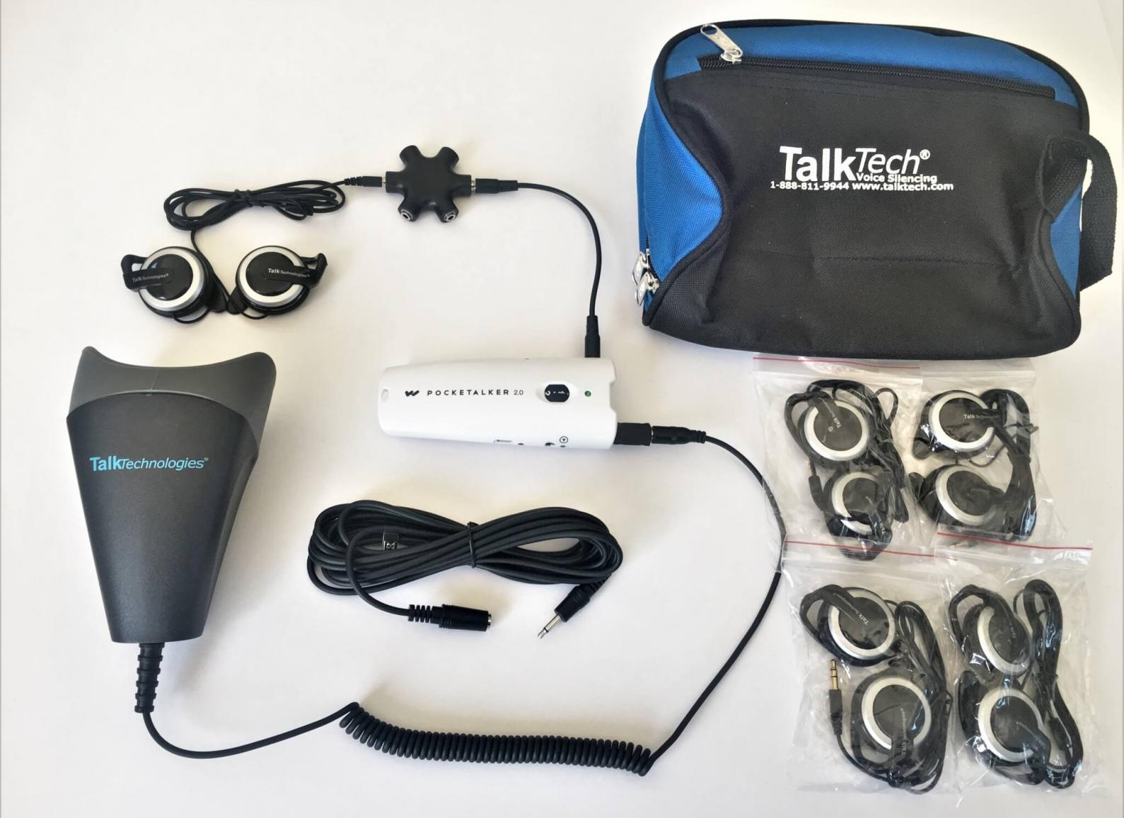 Pocket TalkSystem